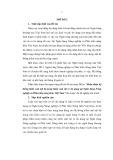 Tóm tắt Luận văn Thạc sĩ Kế toán: Hoàn thiện hệ thống kiểm soát nội bộ trong kiểm soát rủi ro tín dụng tại Ngân hàng Nông nghiệp và Phát triển nông thôn Việt Nam