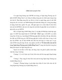 Tóm tắt Luận văn Thạc sĩ Kế toán: Tổ chức kiểm toán nội bộ trong Ngân hàng Thương mại cổ phần Đông Nam Á