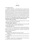 Tóm tắt Luận văn Thạc sĩ Kế toán: Hoàn thiện tổ chức hạch toán kế toán với việc tăng cường kiểm soát nội bộ tại Ngân hàng Đầu tư và Phát triển Việt Nam