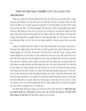 Tóm tắt Luận văn Thạc sĩ Quản trị kinh doanh: Phát triển đào tạo nguồn nhân lực chất lượng cao theo yêu cầu xã hội của Công ty Cổ phần Phát triển Nhân trí Việt Nam