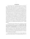 Tóm tắt Luận văn Thạc sĩ Kế toán: Hoàn thiện công tác phân tích tài chính khách hàng trong hoạt động cho vay tại Ngân hàng TMCP Ngoại thương Việt Nam - Chi nhánh Hải Dương