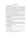 Tóm tắt Luận văn Thạc sĩ Kế toán: Hoàn thiện tổ chức kế toán theo mô hình công ty mẹ, công ty con tại Tổng Công ty Thép Việt Nam