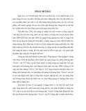 """Tóm tắt Luận văn Thạc sĩ Quản trị kinh doanh: Phát triển thương hiệu """"Vicem"""" của Tổng công ty Công nghiệp xi măng Việt Nam"""