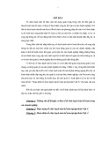 Tóm tắt Luận văn Thạc sĩ Kế toán: Hoàn thiện tổ chức hạch toán kế toán tại tập đoàn Việt Á