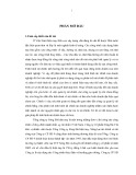 Tóm tắt Luận văn Thạc sĩ Kế toán: Phân tích tình hình tài chính tại Công ty Cổ phần Sông Đà 9