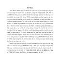 Tóm tắt Luận văn Thạc sĩ Quản trị kinh doanh: Hoàn thiện chính sách giá sản phẩm của Công ty TNHH MTV Sách – Thiết bị và xây dựng trường học Hà Nội