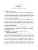 Tóm tắt Luận văn Thạc sĩ Kế toán: Kế toán quản trị chi phí tại Công ty Cổ phần Năng Lượng Xanh Thăng Long