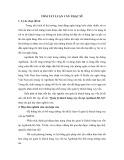 Tóm tắt Luận văn Thạc sĩ Kế toán: Quản lý khách hàng vay vốn tại Agribank Hà Nội