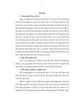 Tóm tắt Luận văn Thạc sĩ Kế toán: Hoàn thiện Quy trình kiểm toán Báo cáo quyết toán Dự án đầu tư xây dựng của Kiểm toán Nhà nước Việt Nam