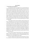 Tóm tắt Luận văn Thạc sĩ Kế toán: Hoàn thiện kế toán chi phí sản xuất và tính giá thành sản phẩm tại Công ty Liên doanh TNHH CROWN Hà Nội