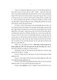 Tóm tắt Luận văn Thạc sĩ Kế toán: Hoàn thiện tổ chức kế toán tại các doanh nghiệp may 100% vốn nước ngoài trên địa bàn tỉnh Hưng Yên
