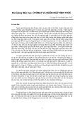Bài giảng Otomat và ngôn ngữ hình thức