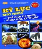 Ebook Kỷ lục mới nhất về thế giới tự nhiên và khoa học kỹ thuật