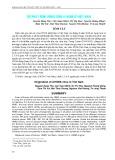Sự phát sinh virus cúm A/H5N6 ở Việt Nam
