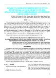 Xác định tỷ lệ nhiễm Streptococcus suis 2 ở lợn giết mổ trên địa bàn thành phố Huế và tạo dòng, biểu hiện gene mã hóa 6-phosphogluconate-dehydrogenase protein trong E. ColiBL21