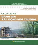 Giáo trình Đánh giá tác động môi trường: Phần 1