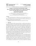 Nghiên cứu một số bài tập nhằm phát triển thể lực chuyên môn cho đội tuyển nữ thể dục nhịp điệu trường Tiểu học Đống Đa, quận Bình Thạnh, thành phố Hồ Chí Minh