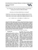 Use of decision trees and attributional rules in incremental learning of an intrusion detection model