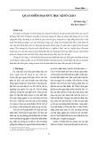 Quan điểm đạo đức học kitô giáo
