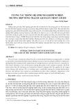 Tương tác trong hệ sinh thái khởi nghiệp: Trường hợp nông trại du lịch Sân chim Vàm Hồ