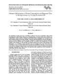 Dynamic optimization of power consumption and response time in multiprocessors by turning processors off