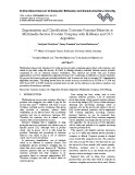 Segmentation and classification customer payment behavior at multimedia service provider company with K-Means and C4.5 algorithm