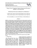 Energy aware congestion adaptive randomized routing in manets with sleep mode