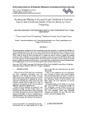 Studying the efficiency of using private certificate to solve the peer-to-peer distributed denial of service attack on cloud computing