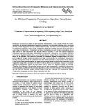 An efficient fingerprint compression algorithm using sparse coding