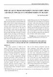 Hiệu quả quản trị doanh nghiệp và hành vi điều chỉnh lợi nhuận: Tổng quan và mô hình nghiên cứu dự kiến