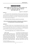 Phát triển nguồn nhân lực chất lượng cao Công an Nhân dân trong thời kỳ hội nhập Quốc tế