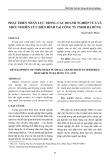 Phát triển nhân lực trong các doanh nghiệp vừa và nhỏ: Nghiên cứu điển hình tại công ty TNHH Hà Dũng