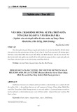 Văn hóa Chăm Bình Dương: Sự pha trộn giữa tôn giáo Islam và văn hóa bản địa (Nghiên cứu từ chuyến điền dã mùa xuân tại làng Chăm Minh Hòa, Dầu Tiếng, Bình Dương)