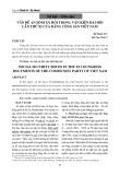Vấn đề an sinh xã hội trong văn kiện Đại hội lần thứ XI của Đảng cộng sản Việt Nam