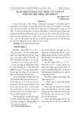 Quan niệm về trạng ngữ trong các sách vở ngôn ngữ học tiếng Việt (phần 2)