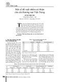Một số đề xuất nhằm cải thiện cán cân thương mại Việt  - Trung
