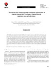 Callus induction, biomass growth, and plant regeneration in Digitalis lanata Ehrh.: influence of plant growth regulators and carbohydrates