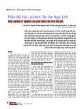 Phân biệt thật - giả dược liệu sâm Ngọc Linh: Kinh nghiệm từ nghiên cứu giám định sâm trên thế giới