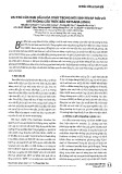Vai trò của ban đầu hóa xoáy trong mô hình HWRF đối với mô phỏng cấu trúc bão Ketsana (2009)