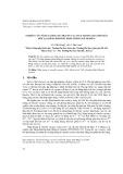 Nghiên cứu năng lượng di chuyển vacancy trong ZrO2 bền hóa bởi Y2O3bằng phương pháp thống kê momen