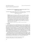 Xác định họ gen mã hóa protein vận chuyển SWEET trên cây sắn (Manihot esculenta Crantz)