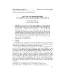 Định chế tước phong thời Lê Sơ và vai trò của Bộ Lại trong việc ban phong tước vị