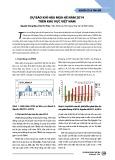 Dự báo khí hậu mùa hè năm 2014 trên khu vực Việt Nam