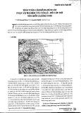 Tính toán cân bằng bùn cát phục vụ nghiên cứu xói lở - bồi lấp đới ven biển Quảng Nam