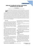 Kiểm soát ô nhiễm môi trường trong ngành chế biến thức ăn chăn nuôi