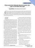 Tổng quan về hệ thống mô hình hóa telemac-mascaret và khả năng ứng dụng