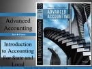 Lecture Advanced accounting (6th Edition): Chapter 18 - Jeter, Chaney