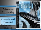 Lecture Advanced accounting (6th Edition): Chapter 3 - Jeter, Chaney