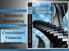 Lecture Advanced accounting (6th Edition): Chapter 4 - Jeter, Chaney
