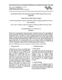 Simulation - based proportional study of routing protocols for manet